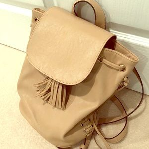 Cute backpack purse
